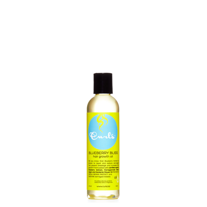 Curls Blueberry Growth Oil 4 OZ