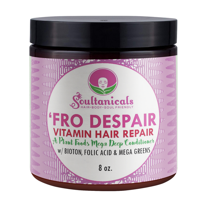 Soultanicals Fro Despair Vitamin Hair Repair Mega DC 8 OZ