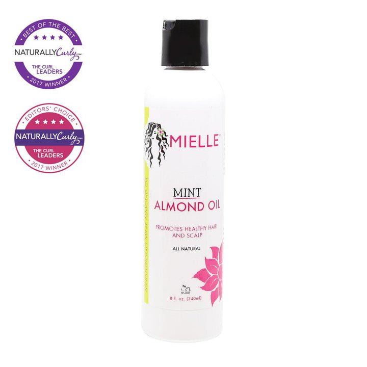 Mielle Mint Almond Oil 8 OZ