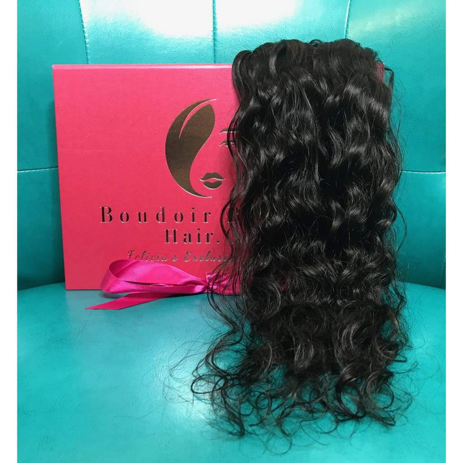 Burmese Deep Wave - Boudoir Beauté Hair