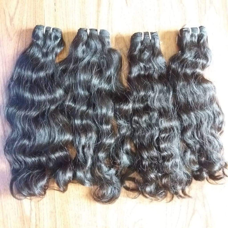 2 Bundle Deal Burmese Wave - Boudoir Beauté Hair
