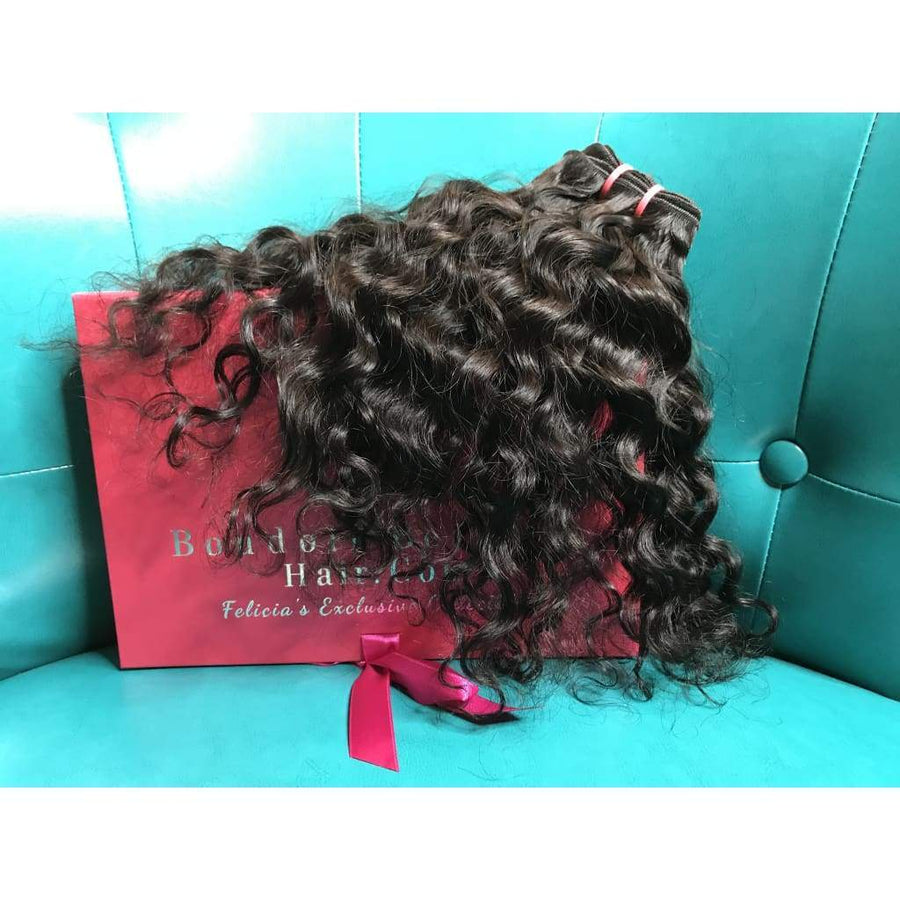 [CUSTOM] 2 Bundle Deal Burmese Wavy Curly - Price Shown At Checkout