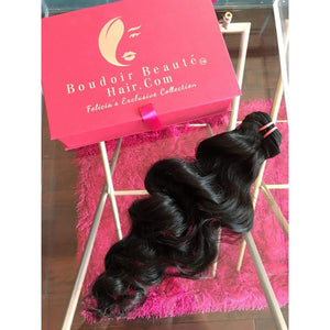 2 Bundle Deal Cambodian Body Wave - Boudoir Beauté Hair