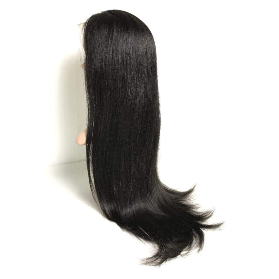 [CUSTOM] 150% Density Custom Made 360 Lace Wigs - Select Raw Texture - Boudoir Beauté Hair