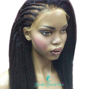 Milan Full Custom Lace Wig - Boudoir Beauté Hair