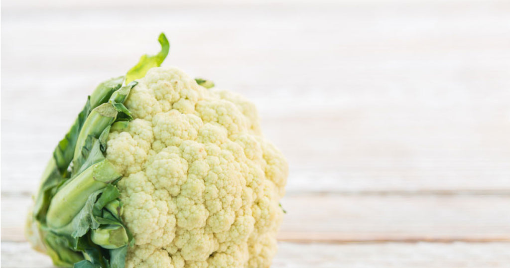 Cauliflower Power!