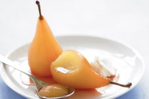 Improve your gut health with organic pears!