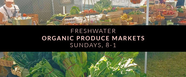 The Organic Scarecrow Freshwater Produce Markets