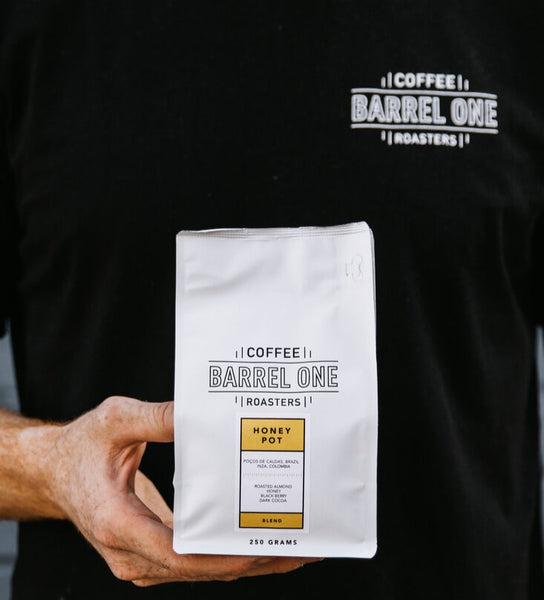 Barrel One Coffee - Honey Pot