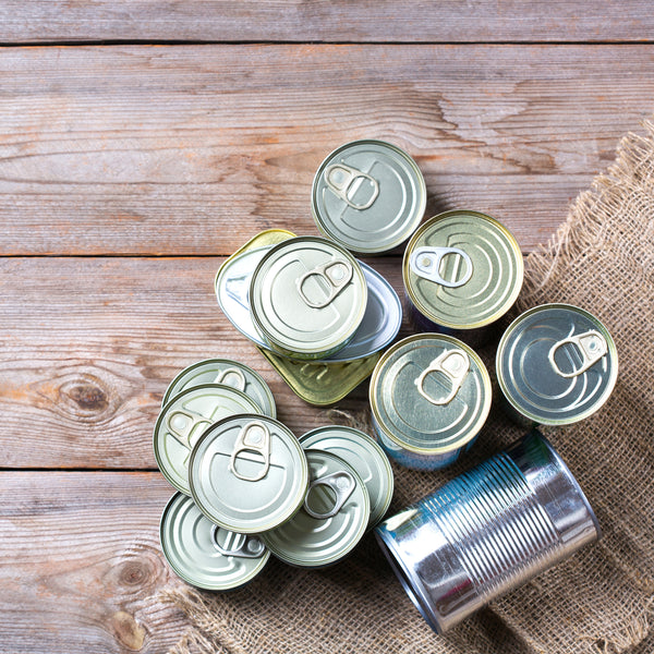 Organic Canned Goods
