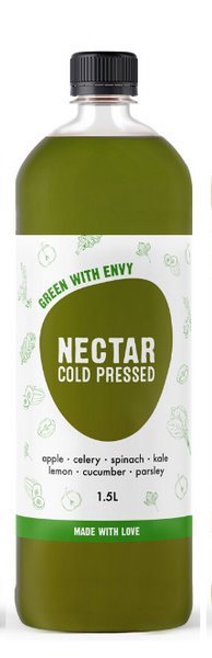Nectar Cold Pressed 1.5 L - Green Envy