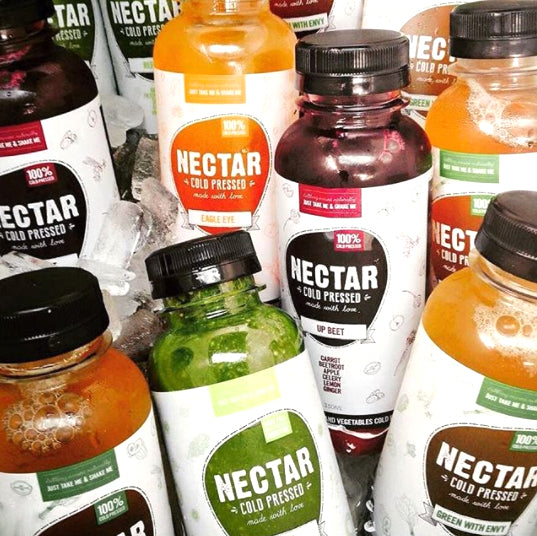 Nectar Cold Pressed Juice Case