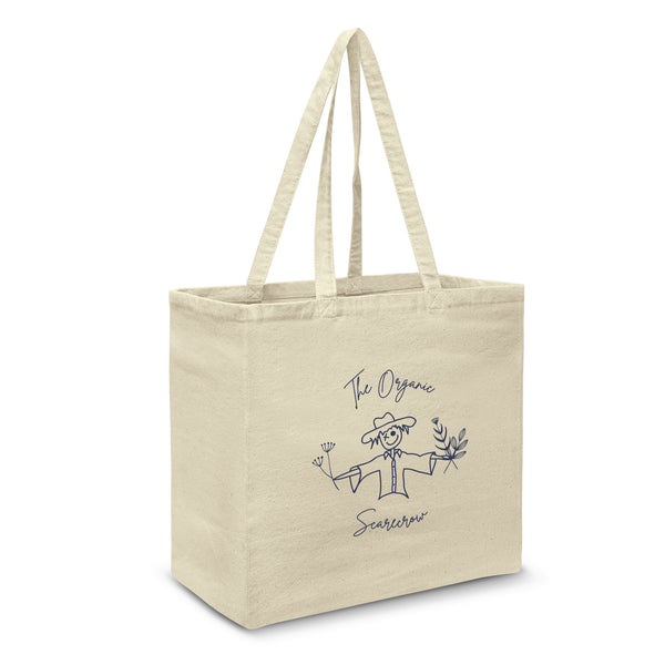 TOS Merch - Large Cotton Tote Bag