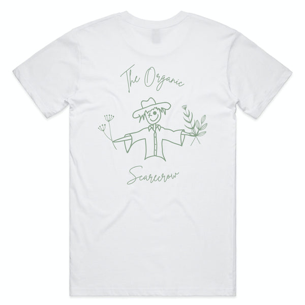 TOS Merch - Scarecrow Summer T-Shirt (White)