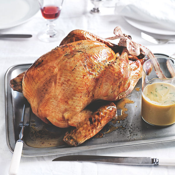 Free Range Deutscher's Christmas Turkey