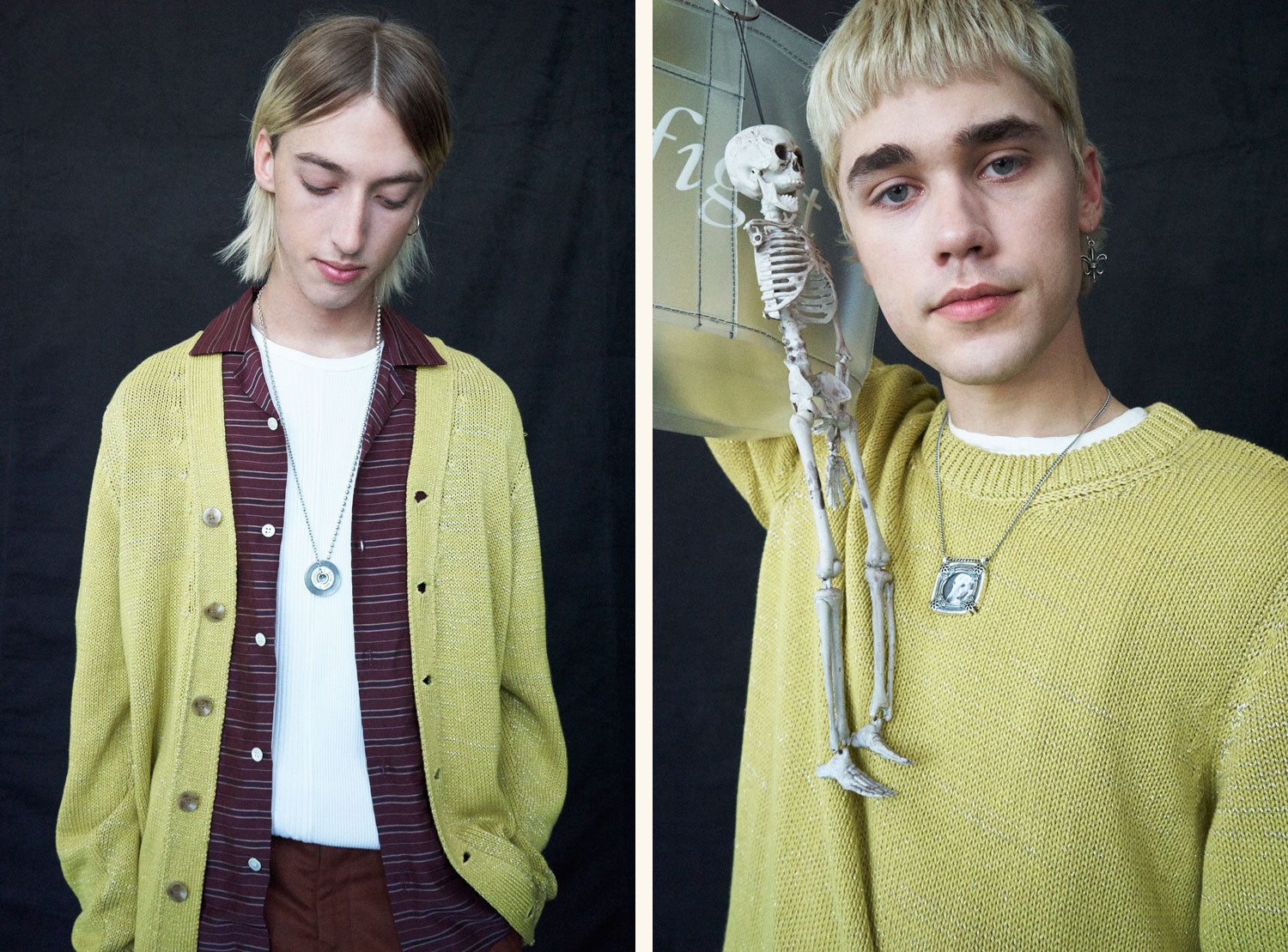 "Goodfight SS19 Lookbook ""King Cake Baby & the Ivy League Dream"""