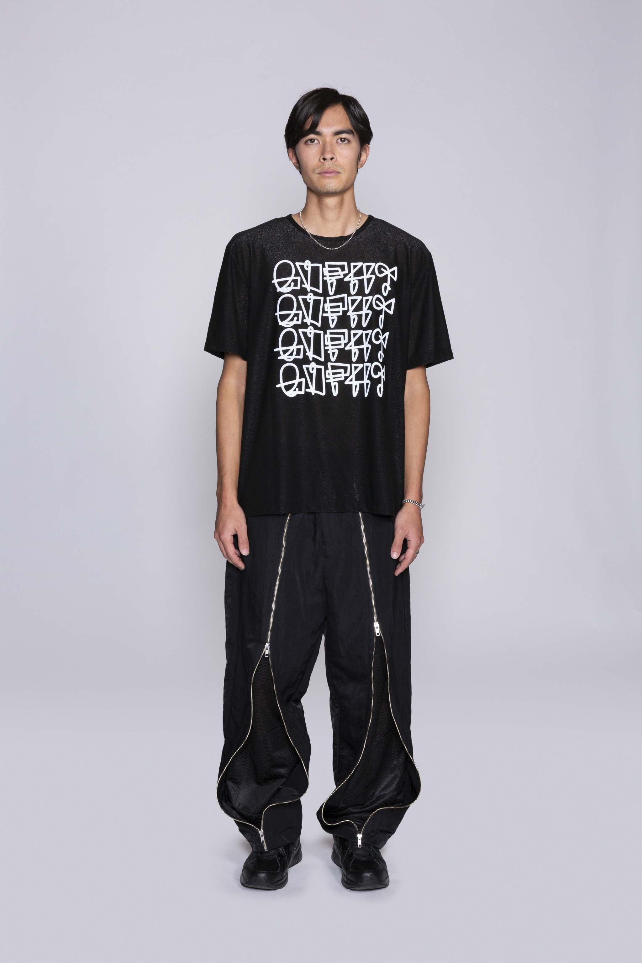 Steeltip S/S Tee Chrome