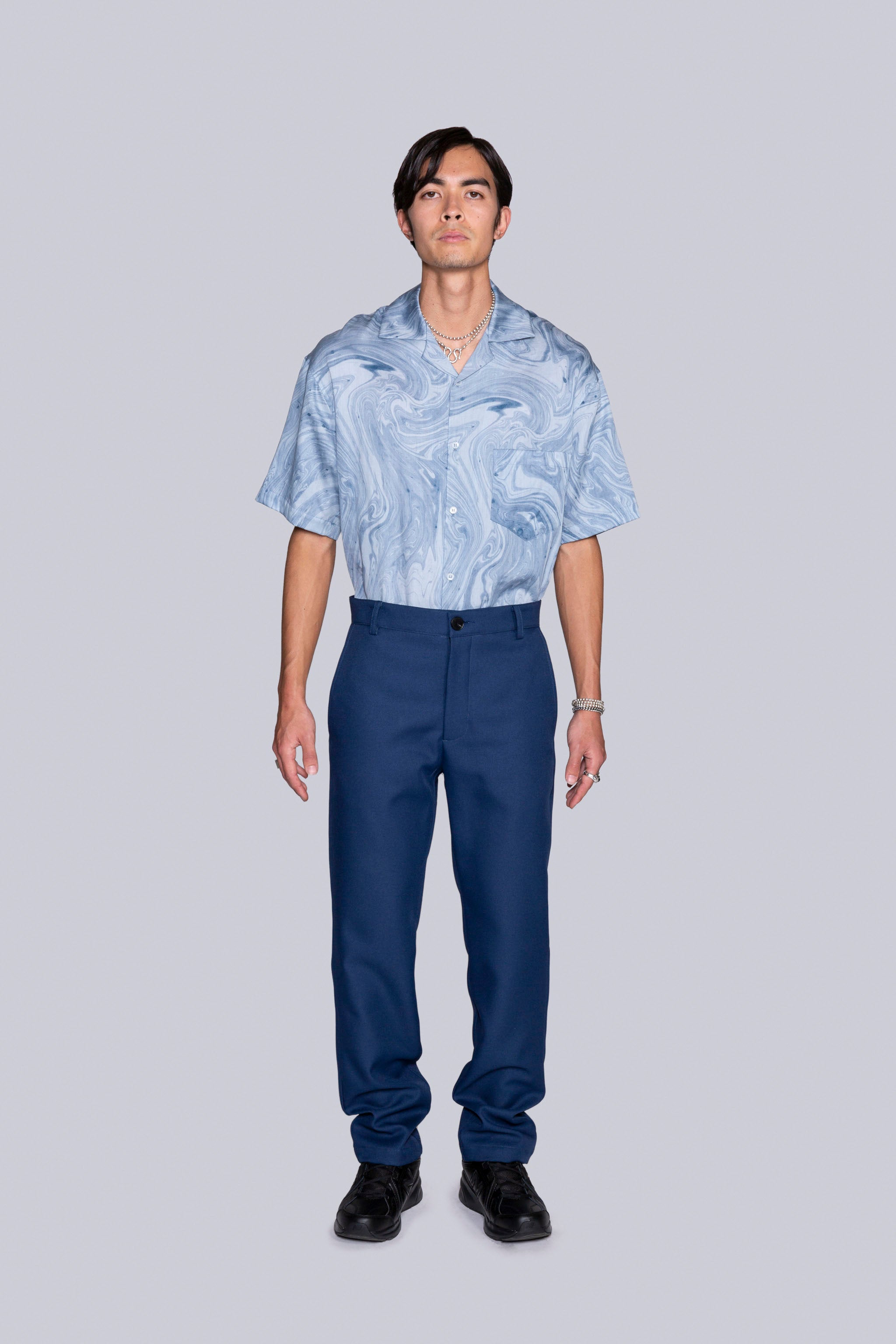 Junction Trouser Blue