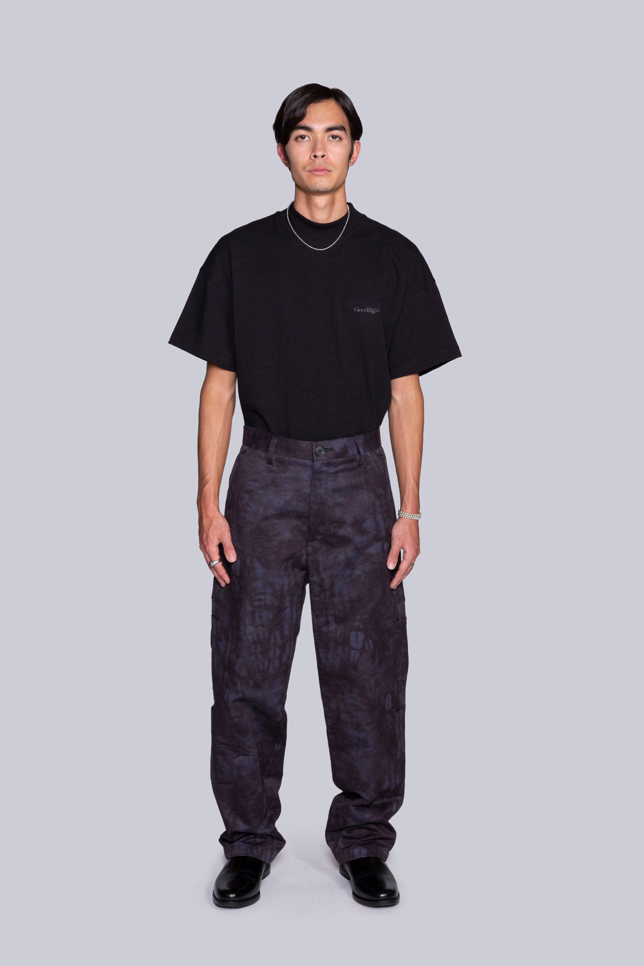6-Shooter Trouser Charcoal