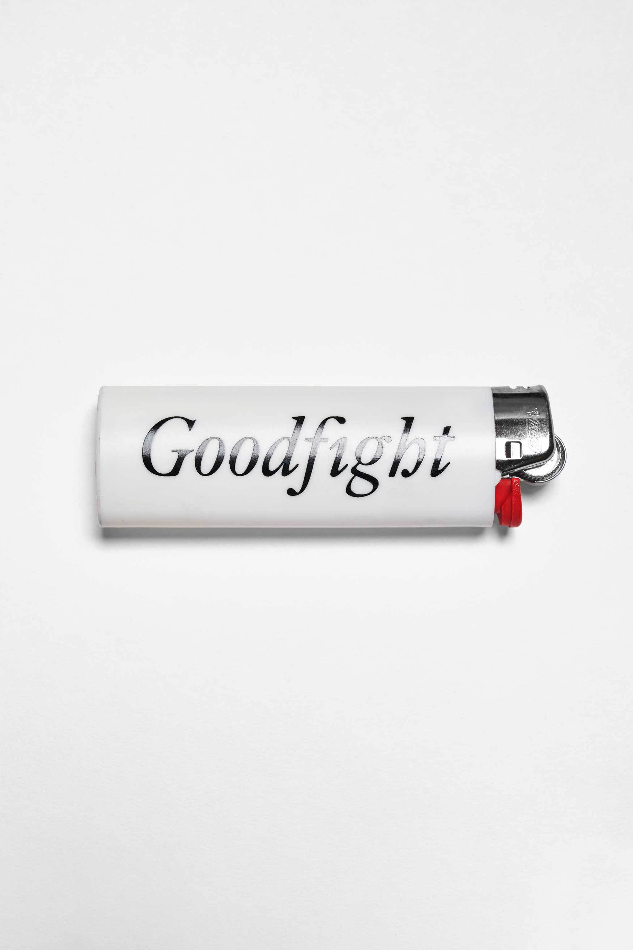 Two-Sided Classic Logo Lighter