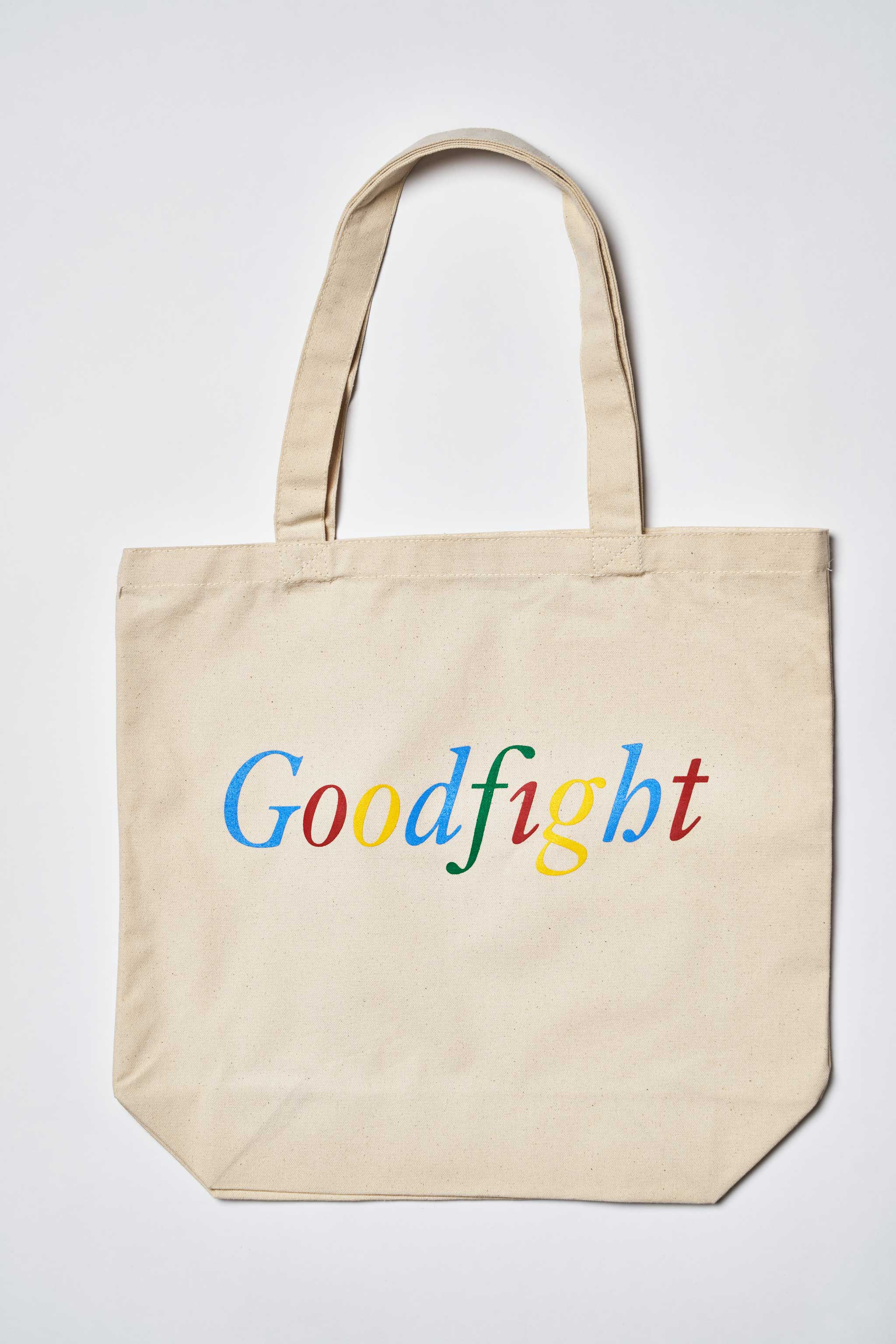Goodfight Dot Com Canvas Tote Bag