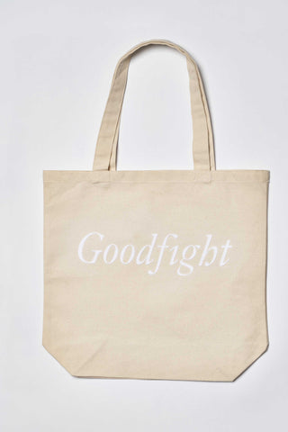 Canvas Tote - Flock Letter