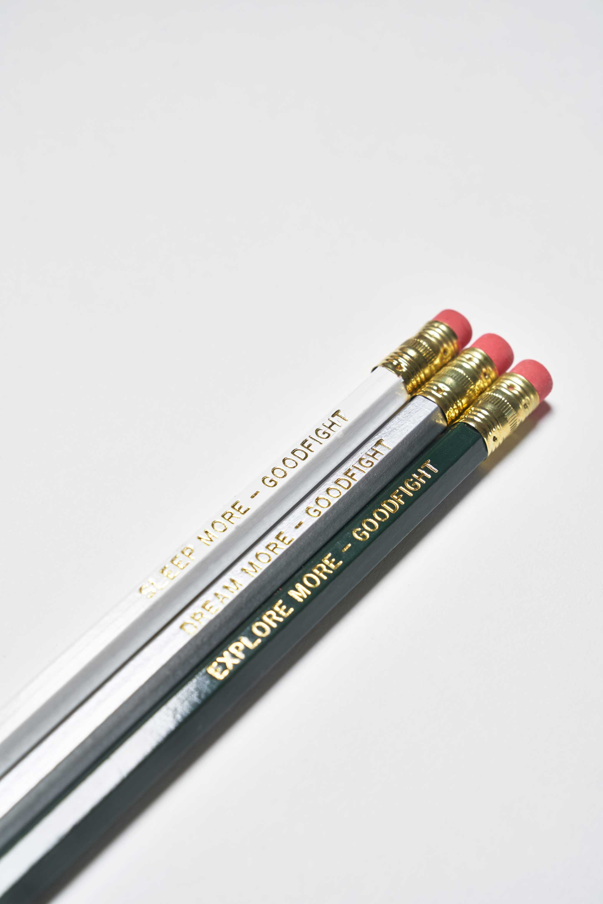 Goodfight Sleep Dream Explore Pencil Set