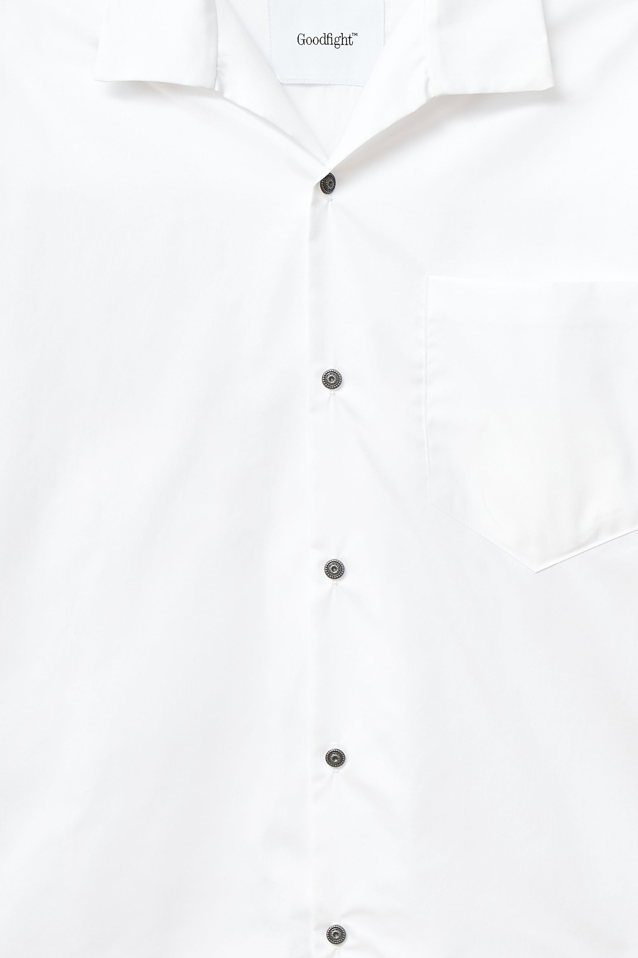Goodfight Francoise Shirt White