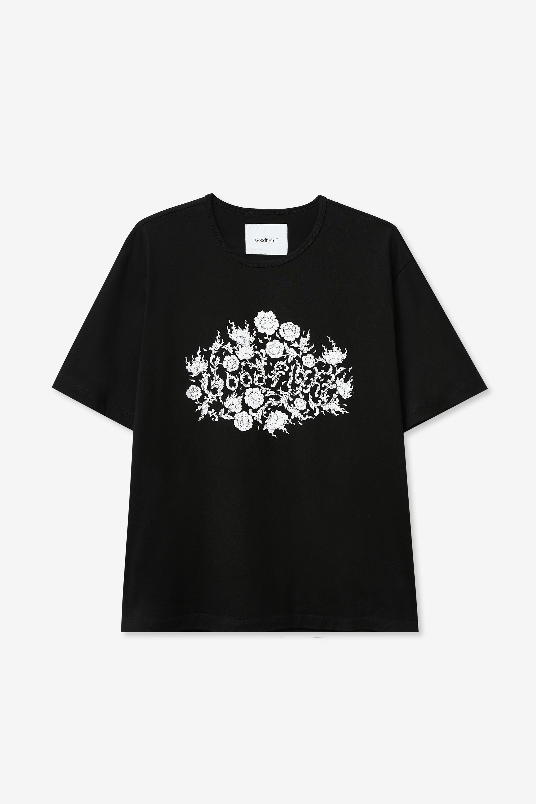 Goodfight North Am Tour Tee Black
