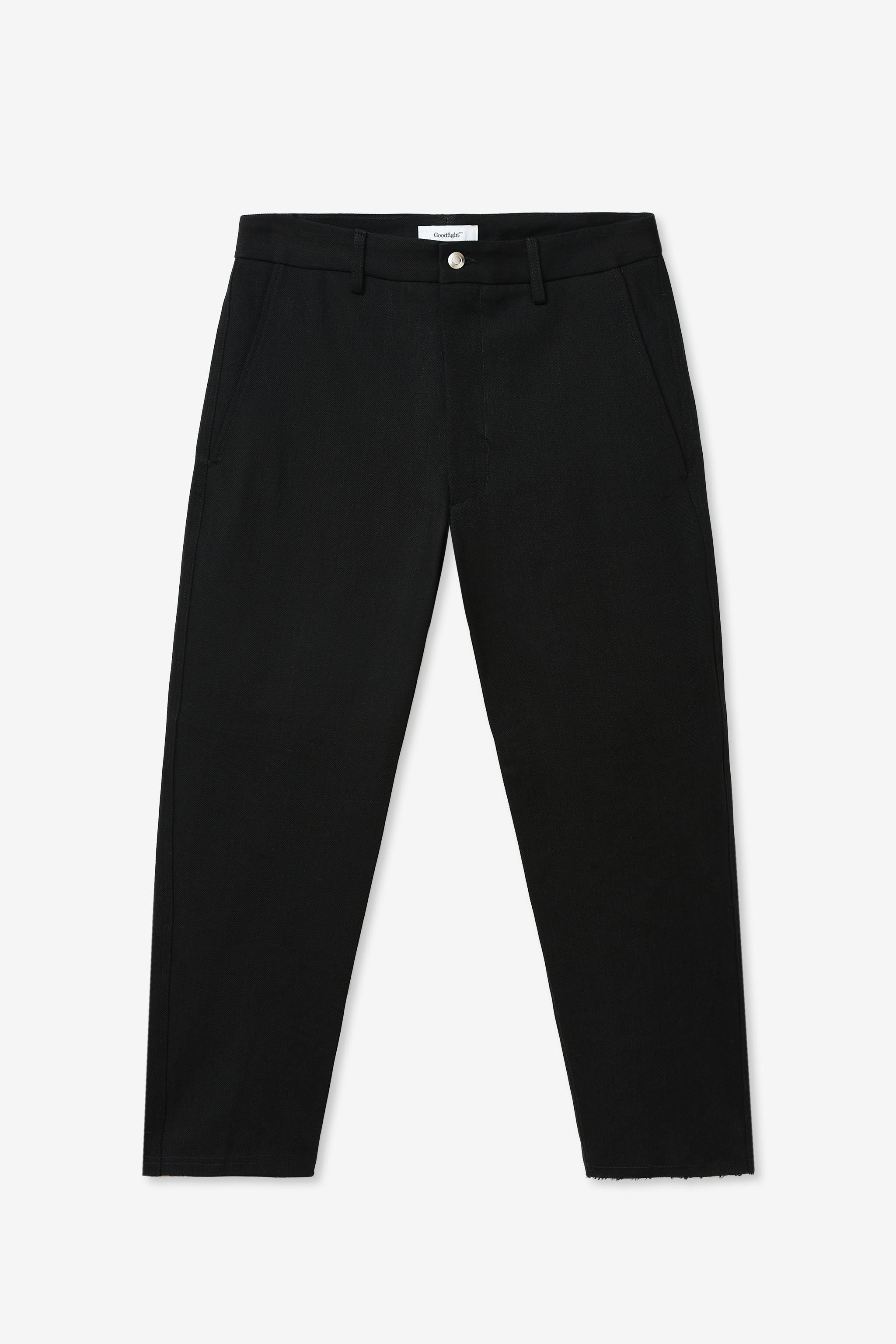 Goodfight Picadilly Denim Trouser Black