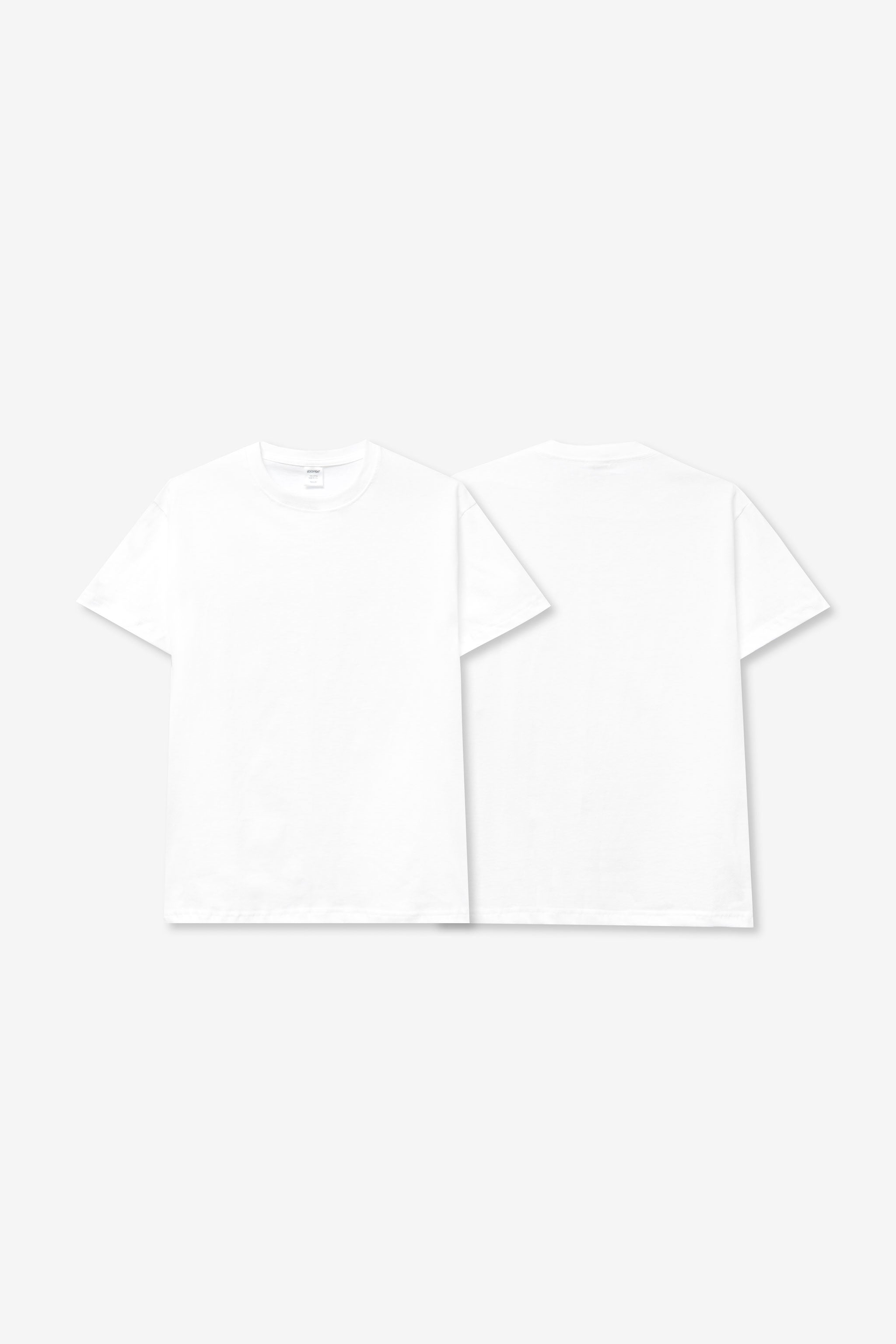 Goodfight Club Tee 2-Pack White