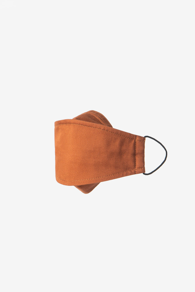 Brown Mark I — for each mask sold Goodfight will donate a mask to institutions in need