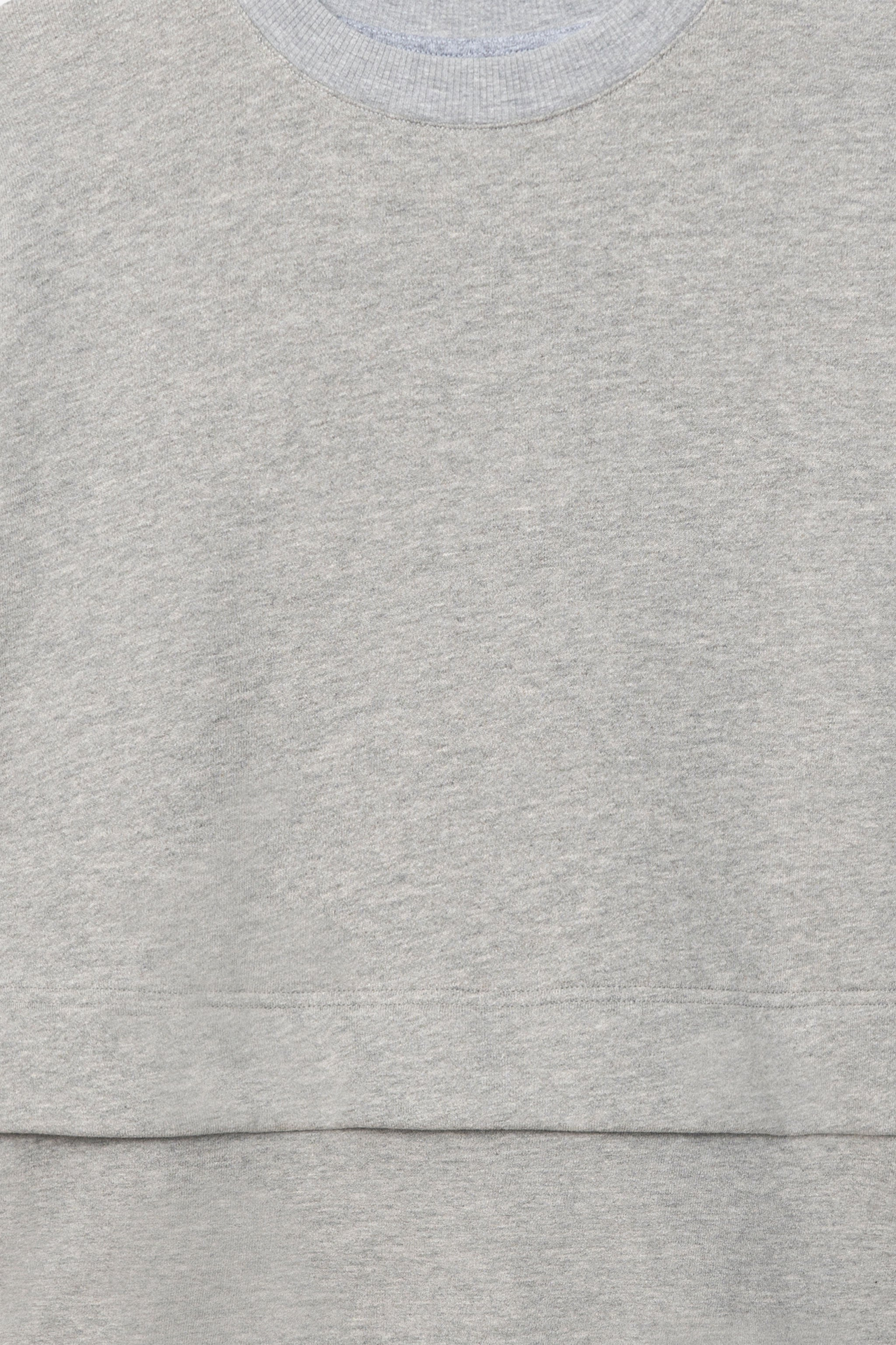 Goodfight Deja View Sweatshirt Heather Grey