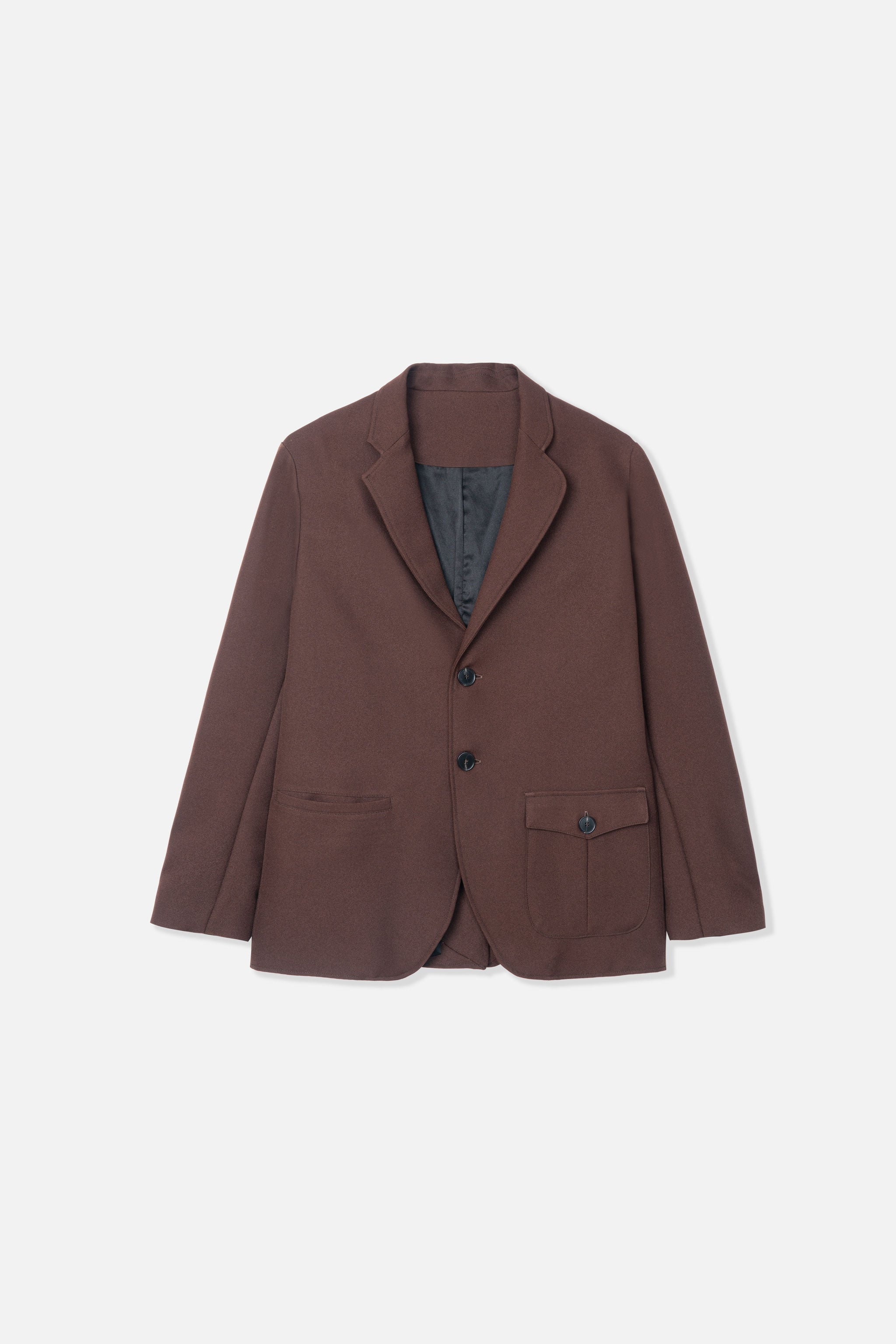 Goodfight Gemini Blazer Brown