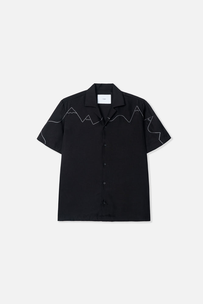 Graph Mountain Shirt