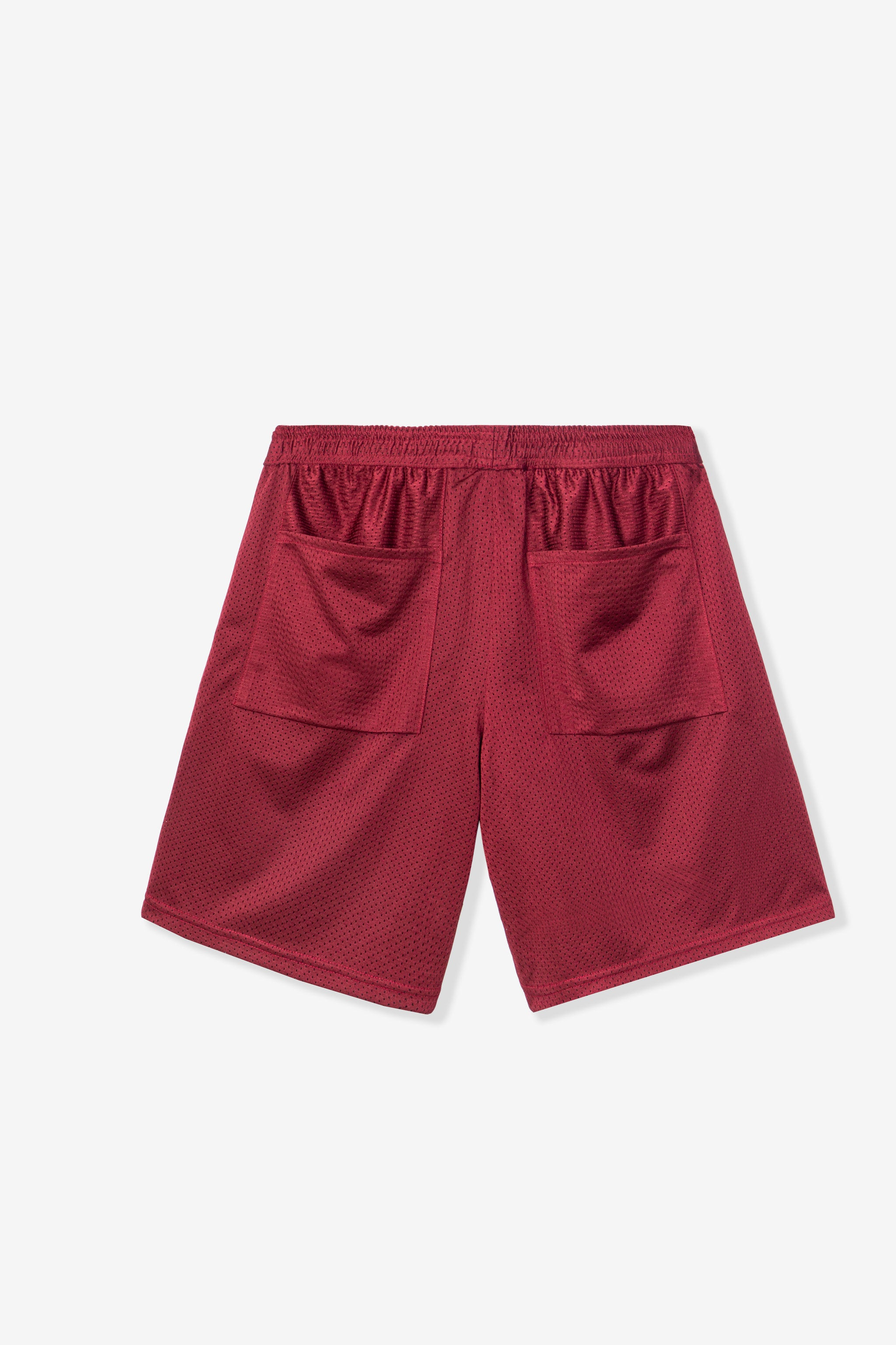 Goodfight Grocery Getter Shorts Cardinal