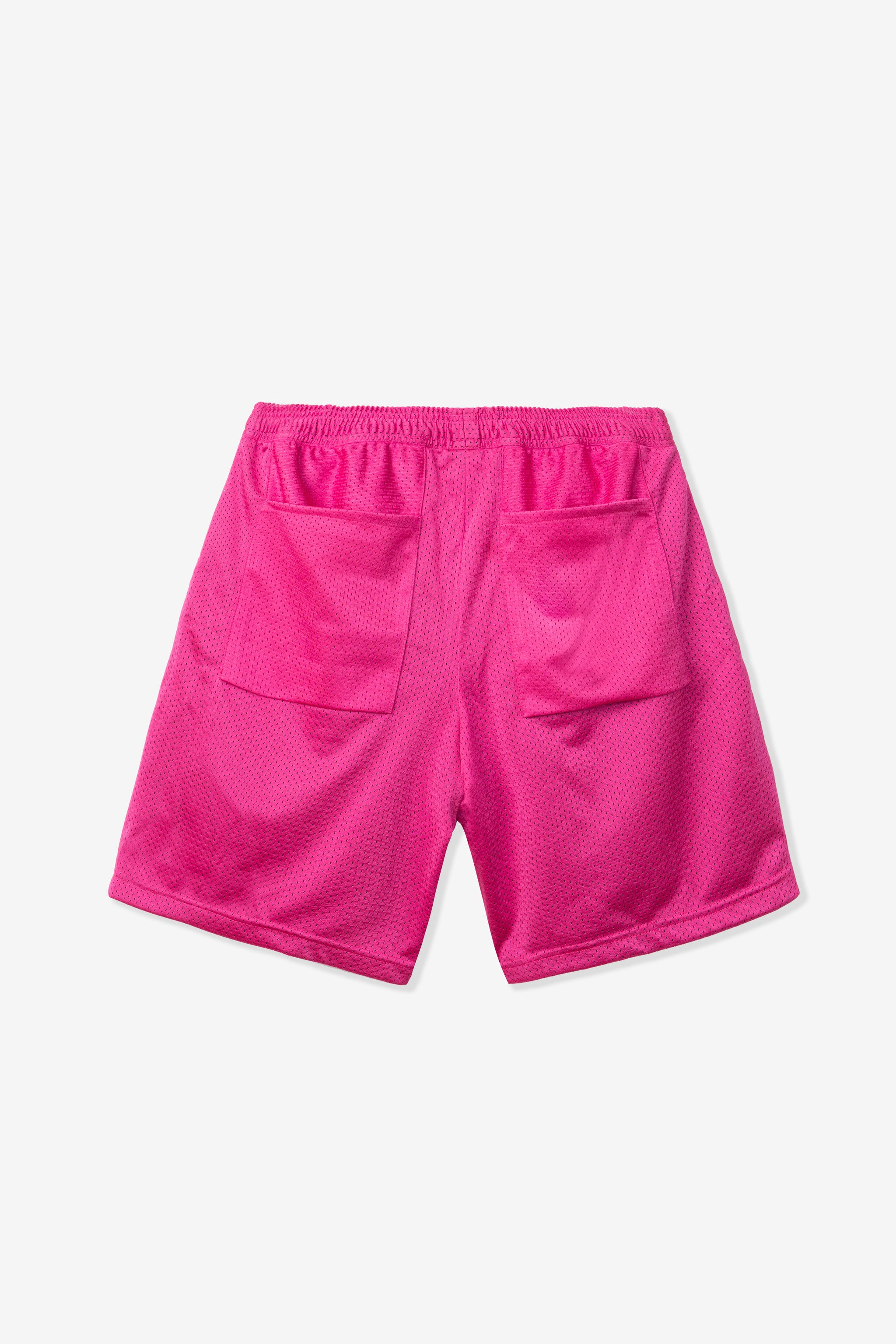 Goodfight Grocery Getter Shorts Pink