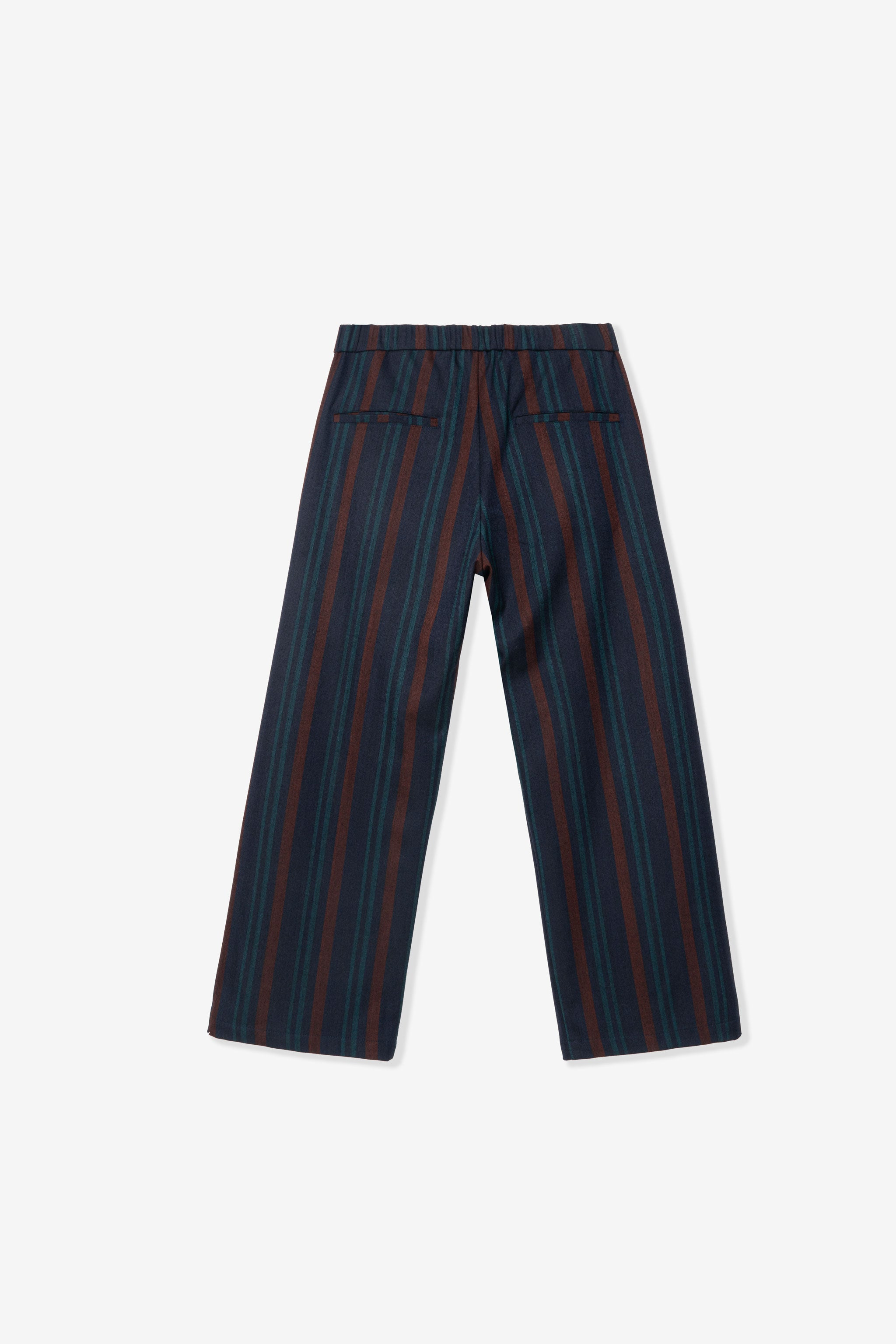 Goodfight Hitchcock Trouser Blue Stripe