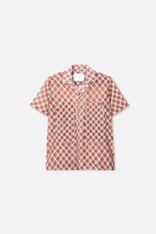 Goodfight Illusion Cargo Shirt Sand