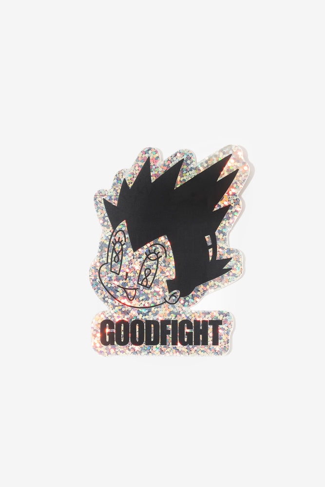 Goodfight Infinity Boy Sticker Holographic Glitter