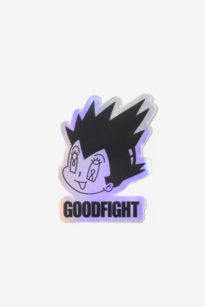 Goodfight Infinity Boy Sticker Holographic