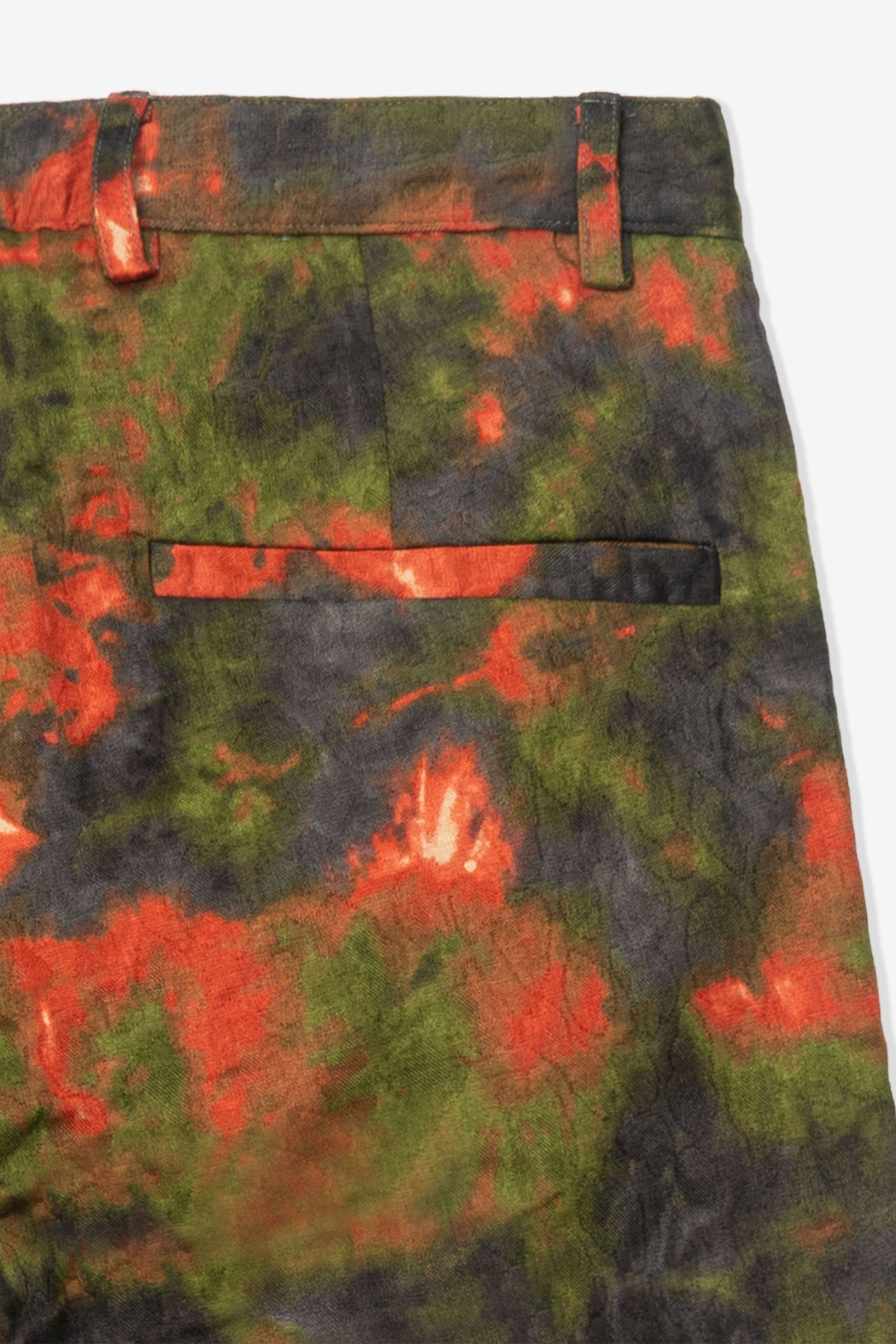 Goodfight Junction Trouser Red Camo