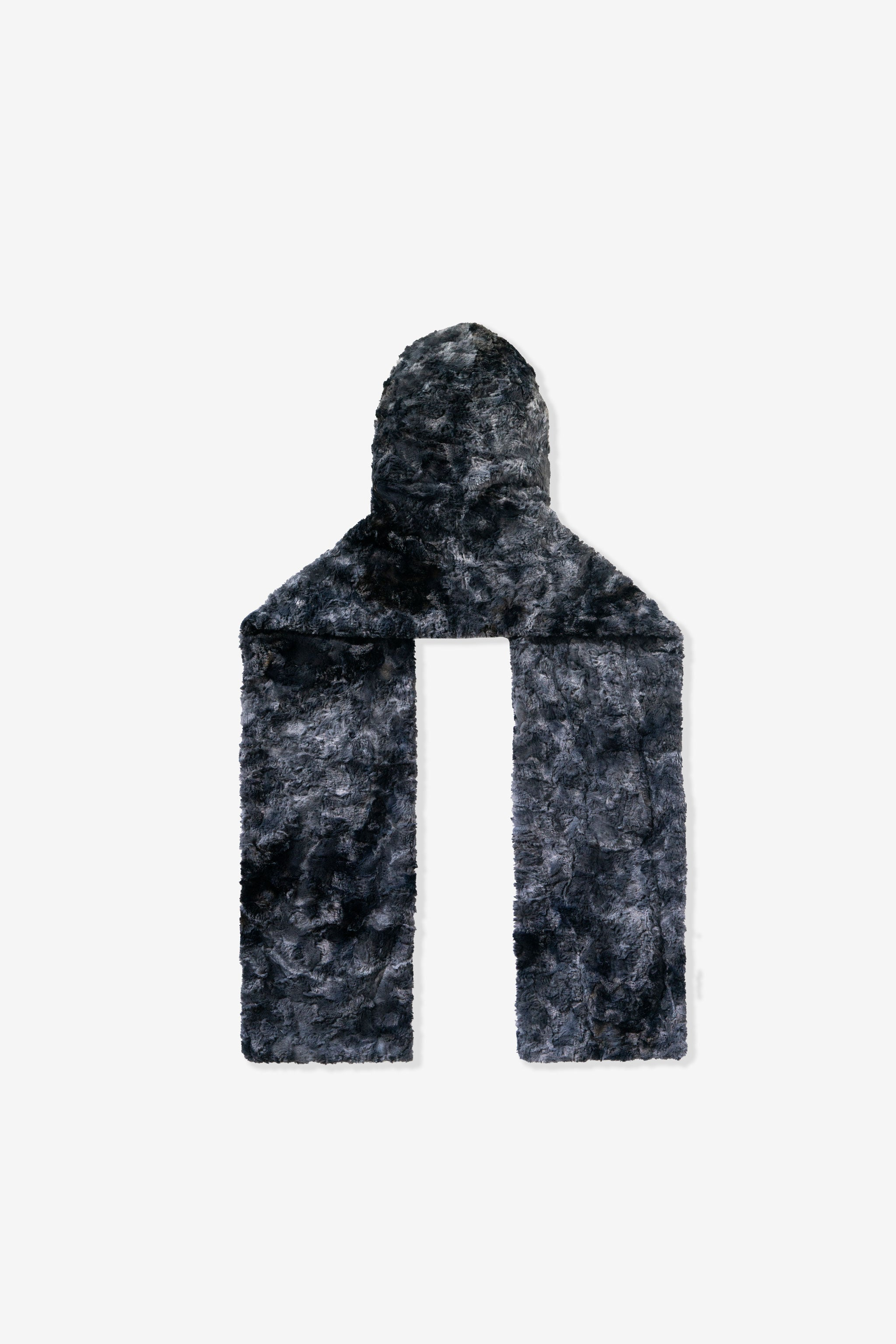 Goodfight Mitten Hood Scarf Black