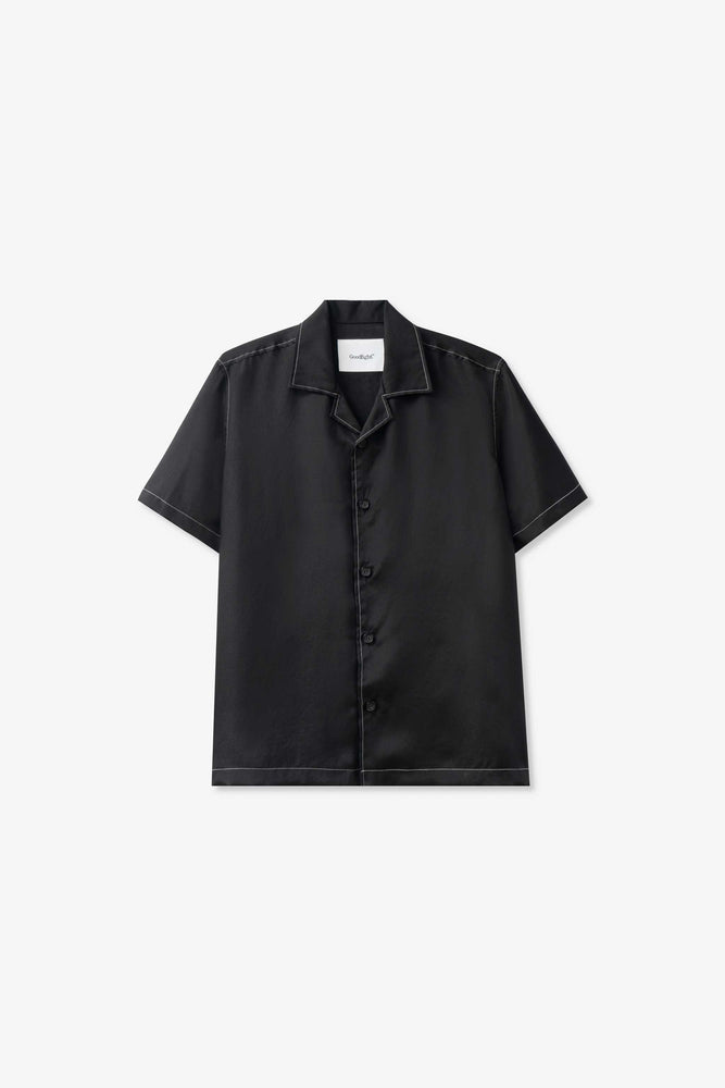 Zip Zinger Shirt Black