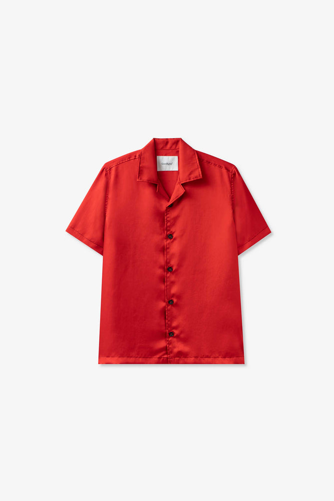 Zip Zinger Shirt Red