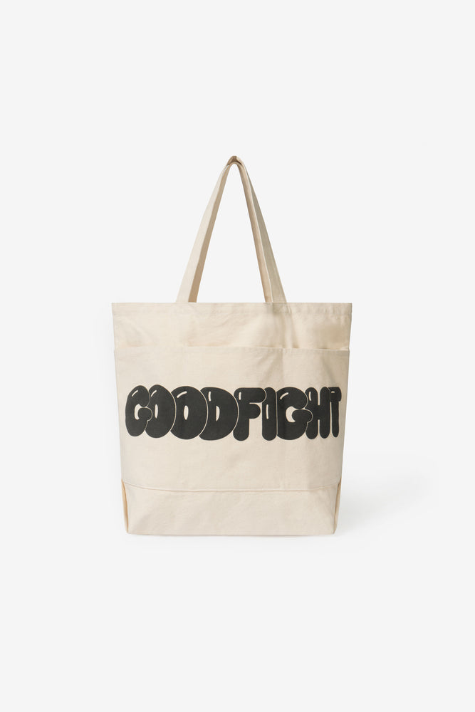 Good Tote — Black Puff