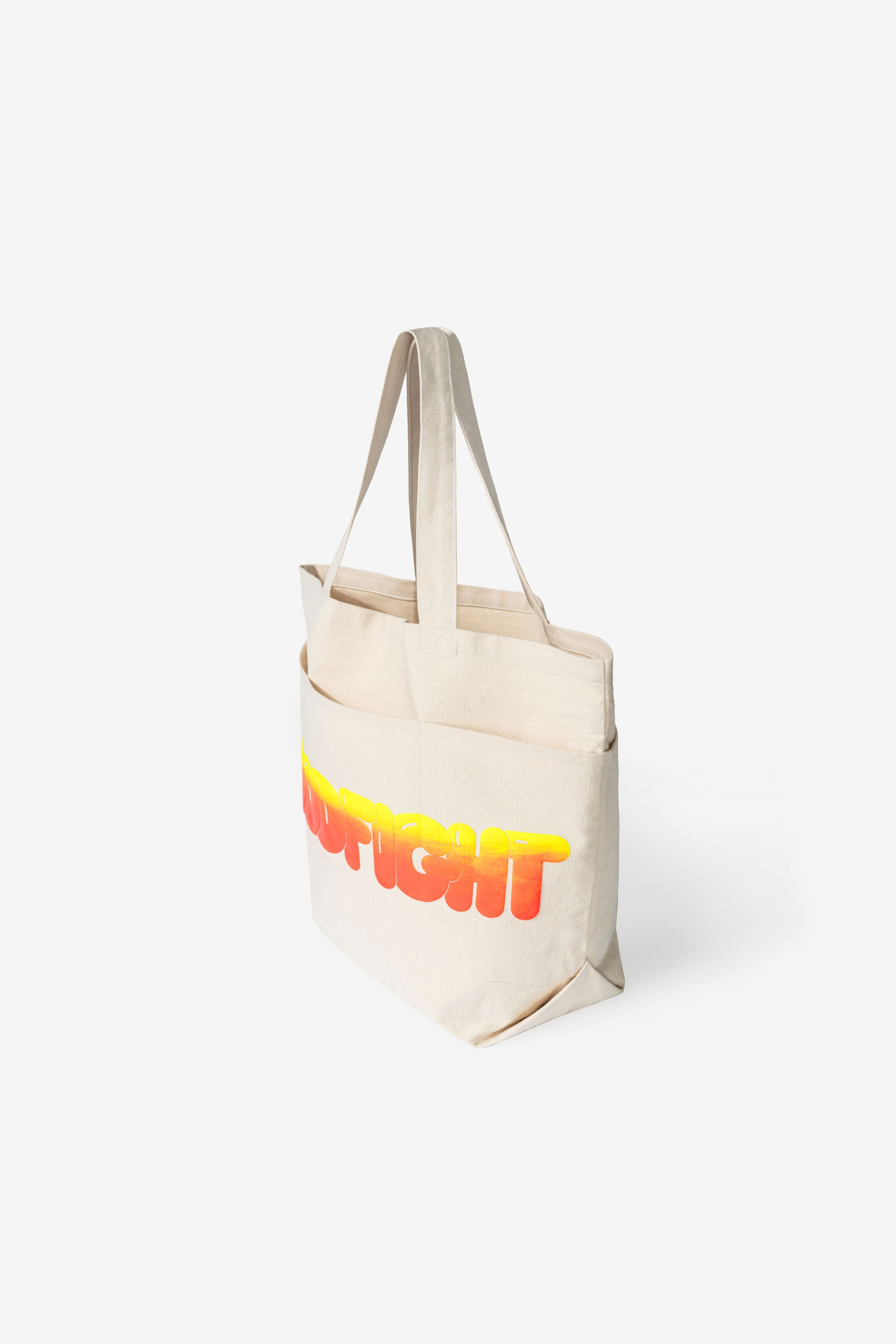 Goodfight Good Tote - Neon Sunrise Puff