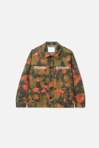 Goodfight Triptech BDU Jacket Red Camo