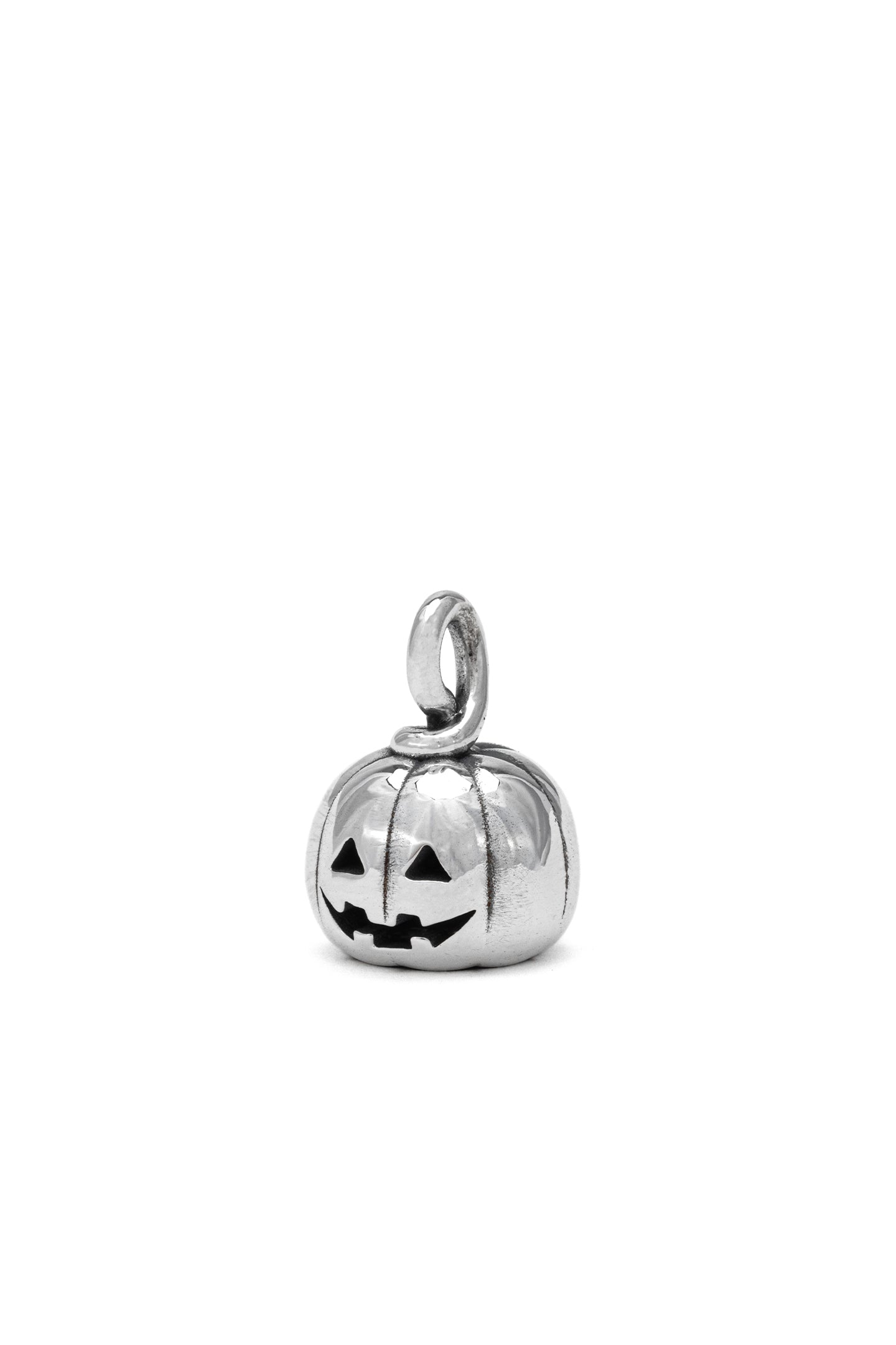 Goodfight x Good Art Hlywd Sterling Silver Pumpkin Charm