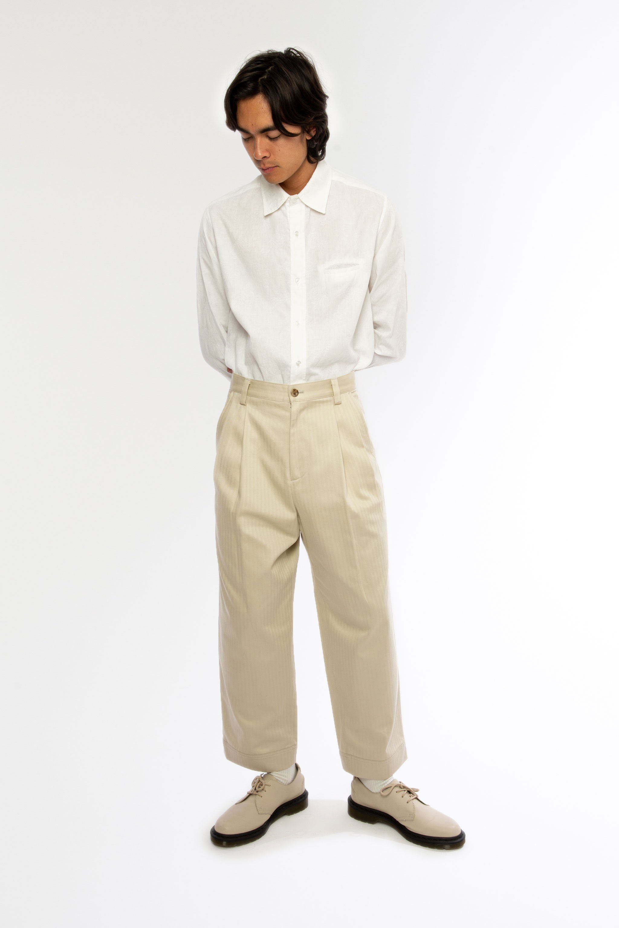 Goodfight SS19 Application Trouser Khaki